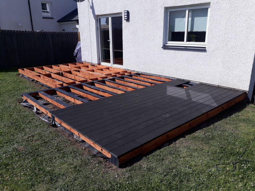 Perthshire Decking Timber Decking In Perthshire Dundee